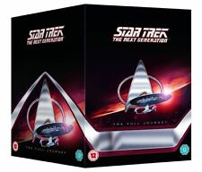 Star Trek The Next Generation: Full Journey Seasons 1 2 3 4 5 6 7 | New | DVD