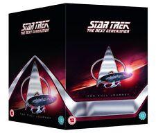 Star Trek The Next Generation: Full Journey Seasons 1 2 3 4 5 6 7 | New | DVD