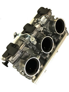 TRIUMPH ULTRASONIC CARB CLEANING ( THREE CARBURETORS ) 'FREE TWO-WAY SHIPPING'
