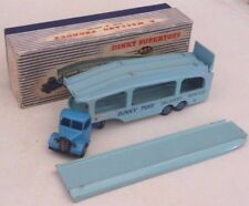 DINKY - 982 - PULLMAN CAR TRANSPORTER WITH RAMP - VN MINT & BOXED - 1955 - 1961
