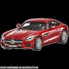 Mercedes benz c 190-AMG GT/S Coupé hyazinthrot 1:43 nuevo embalaje original