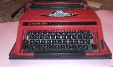 macchina da scrivere portatile Rover 1000
