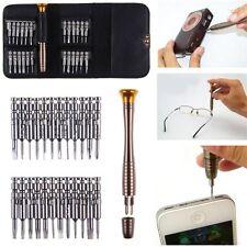 25 in1 Precision Torx Screwdriver Cell Phone Repair Tool Set Kit for iPhone 6s 5