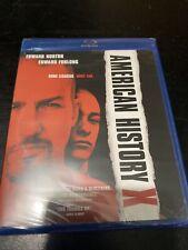 American History X Blu Ray New Sealed