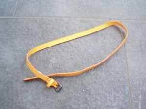 * Süßer oranger Gürtel ca. 45 cm - Girlies *