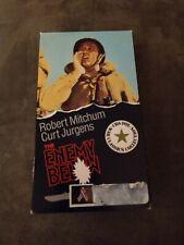 The Enemy Below (VHS, 1991)