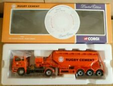 Corgi 74901 ERF Powder Tanker Rugby Cement Ltd Edition 0005 of 4000