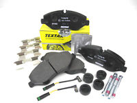 Textar Bremsbeläge vorne Mercedes Vito Mixto Tourer W447 Bremsbelagsatz 2919202