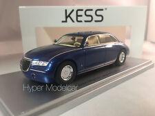 KESS MODEL 1/43 ASTON MARTIN LAGONDA VIGNALE 1993 BLUE MET. ART. KE43047010