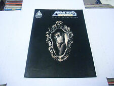 Armored Saint Symbol of Salvation Guitar Tab Book Sheet Music VG+ 144 pages 1992