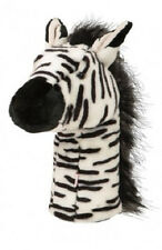 Zebra  Daphne Head Cover-  460CC friendly Driver or Fairway Club