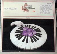 Mozart: Piano Concerto N.13 & 23 / A.Benedetti Michelangeli, Giulini, Caracciol