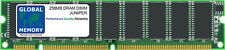 256 MB DRAM DIMM JUNIPER M5/M10/M20/M40/M40e/M160's RE-2.0/RE-333 (MEM-RE-256-S)