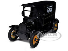 "1917 FORD MODEL T  DELIVERY ""COCA COLA"" TRUCK 1/24 BY MOTOR CITY CLASSICS 385691"