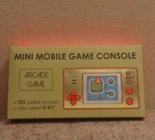 Retro-Consola similar estéticamente a las clásicas Nintendo Game & Watch.153