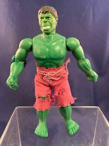 "Vintage Mego Incredible Hulk 8"" Marvel Comics Super Heroes 1974"