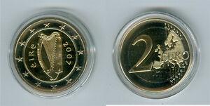 Irlande Pièce de Monnaie Pp (Choisissez entre : 2007, 2009, 2012, 2015 et 2019)
