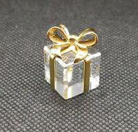 Swarovski Crystal  Memories Classics Wrapped Gift Pristine rare Collectible mint