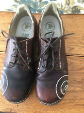 EUC El Naturalista Yggdrasil Brown  Leather  Size 39 US 8
