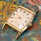 VACHERON CONSTANTIN ART DECO 18KT YELLOW GOLD VINTAGE WATCH 100% GENUINE 1940'S