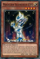 Yu-Gi-Oh ! Magicien Silencieux LV4 LDK2-FRY14 (LDK2-ENY14) - VF/Commune