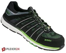 Baak Reeny Sicherheitsschuhe schwarz grün sportliche Arbeitsschuhe Sneakers