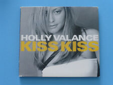 Holly Valance: Kiss Kiss (Deleted 5 track Enhanced CD Single in Digipack Sleeve)
