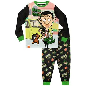 Mr Bean Pyjamas I Kids Mr Bean PJs I Mr Bean Kids Pyjama Set I Mr Bean Jammies
