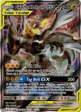 Pikachu & Zekrom GX Tag Team SM168 Black Star Promo Rare Holo Mint Pokemon Card