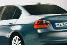 Tönungsfolie 300x76 schwarz UV 2% Scheibenfolie Sonnenschutzfolie Auto Folie