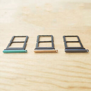 1 PC Dual SIM Micro Memory Card Tray Holder Replacement For Xiaomi 10 MI 10