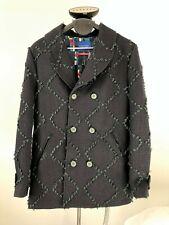 Scotch & Soda Men's Wool Pea Coat size 46''