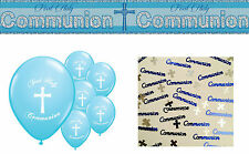 FIRST HOLY COMMUNION BOY PARTY PACK (2)