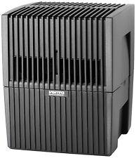 Venta Luftwäscher LW15 Luftbefeuchter + Luftreiniger für Räume bis 20m², schwarz