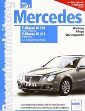 MERCEDES E-KLASSE W210 2000-2002 W211 2003-2009 DIESEL REPARATURANLEITUNG 1307