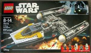 LEGO Star Wars Set 75172 Y-Wing Starfighter New in Sealed Box