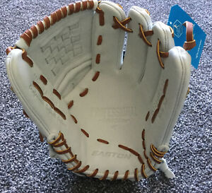 "Easton Pro Fastpitch Softball Glove 12"" Split Woven Web (Right Hand Throw)"