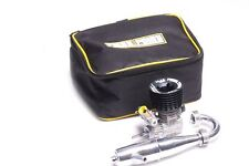 Flash Point FP01 .21 3-Port Nitro Buggy Engine Combo (w/FP2500 Pipe) - MUGFP2502
