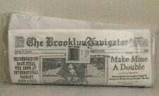 NWT Kate Spade Litzy Ritzy Newspaper Clutch in Original Packaging