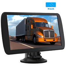 "9"" 256MB 8GB Truck GPS Car GPS Navigation for Car Lorry HGV Sat Nav FM US Maps"