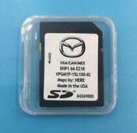 2019 Mazda Navigation Map SD Card BHP1 66 EZ1K 3 6 CX-3 CX-5 CX-9 MX5 USA/CA/MEX