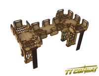 TTCombat – Sector 1 – Walkways