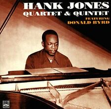Hank Jones QUARTET & QUINTET FEATURING DONALD BYRD