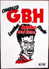 G.B.H STICKER