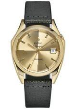 NEW Zodiac ZO9703 Olympos Automatic Date Gold | AUTHORIZED DEALER