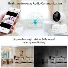 Baby Monitor Wireless Camera Night Vision WiFi Video Record Remote Motion Audio