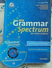 NEW GRAMMAR SPECTRUM con Cd - 3rd EDITION FOR ITALIAN STUDENT - AA.VV. - OXFORD