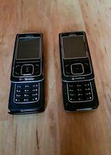 1 X Nokia 6288 in Black (Faulty)