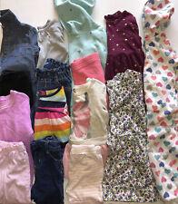 Toddler Girls 2T 24 Months Fall Winter Clothes Shirt Top Pants Leggings Dress