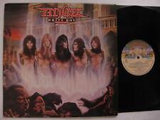 ANGEL White Hot LP 1977 Sweden Near Mint